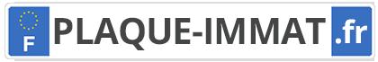 Plaques immatriculation en ligne - Plaques d'immatriculation par Internet - Le Blog